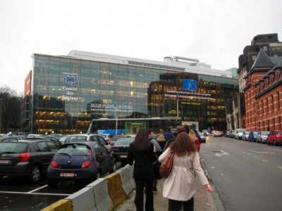 Somebody else's photos from the Brussels Trip